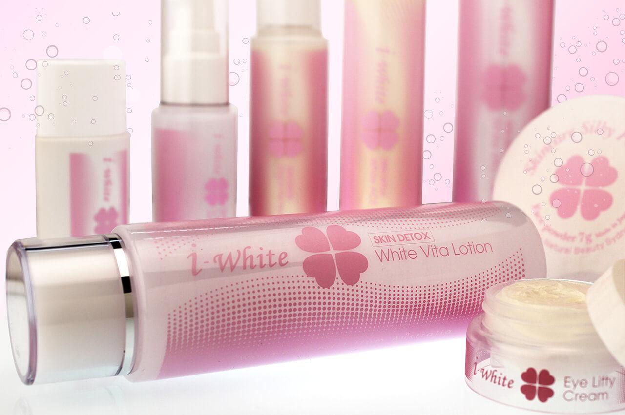 i-white online shop